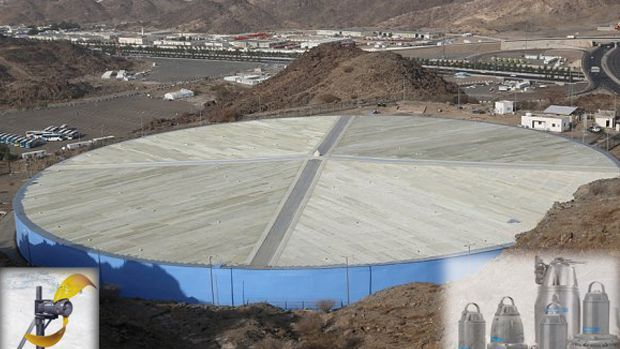 West Makkah Wastewater Treatment Plant